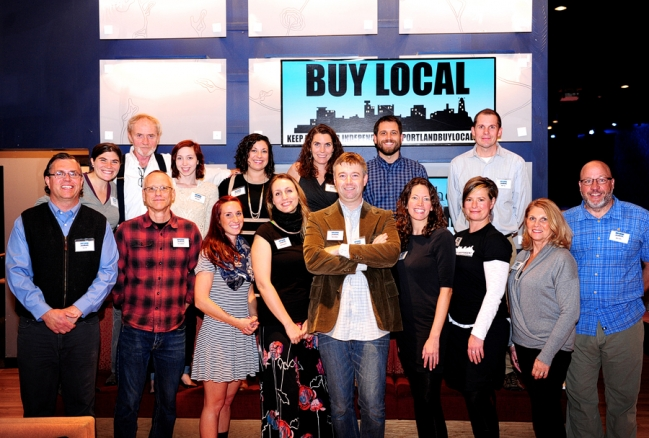 indie biz awards, portland buy local, port city music hall