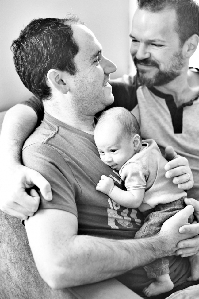 maine family photographer, gay family session, maine baby photographer, love trumps hate