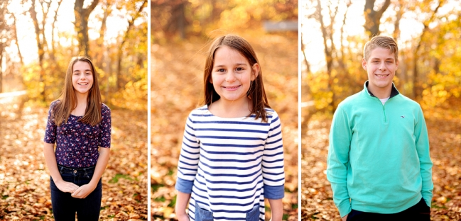 fort williams park, maine family session, maine family photographer, fall family session, autumn foliage