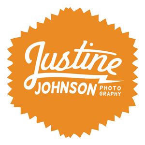 Justine Johnson Photography Blog logo