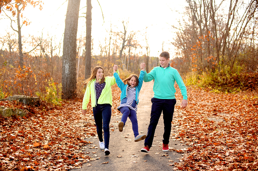 Fall Family Session At Fort Williams Park Soty Gabby